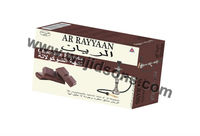 AR RAYYAAN Chocolate Waterpipe Hookah Flavor
