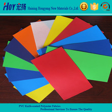 Birthday Tarpaulin Sizes PVC Coated Fabric