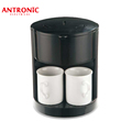 Antronic ATC-CM8005 Hot popular cheap price 240ml with two porcelain cups travel portable 2 cups cold drip coffee maker