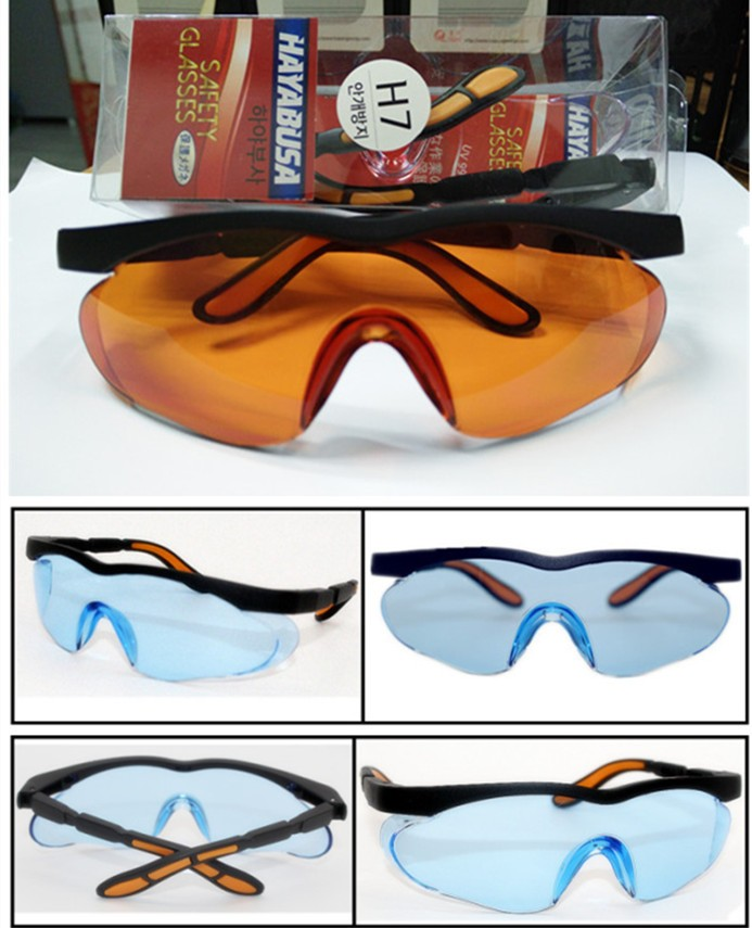 SPORTS-SAFETY GLASSES-SAFETY EYEWEAR-EYE PROTECTION-SAFETY GOGGLES-  (73)_