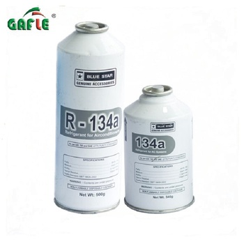 pure refrigerant gas r134a 340g/500g can packing for sale
