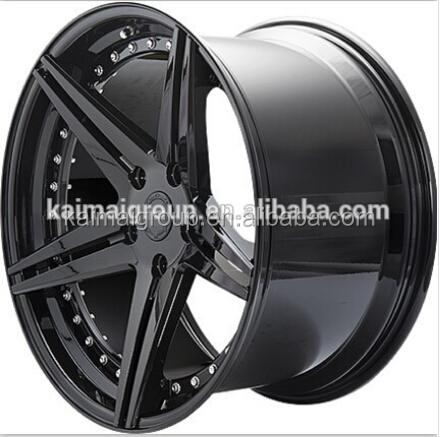 alloy wheels forged wheel rims 18 inch made in china