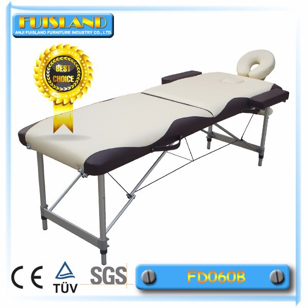 Massage beds massage table aluminum