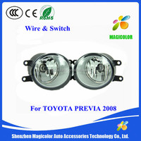 China Wholesale TOYOTA PREVIA 2008 Fog Lamp