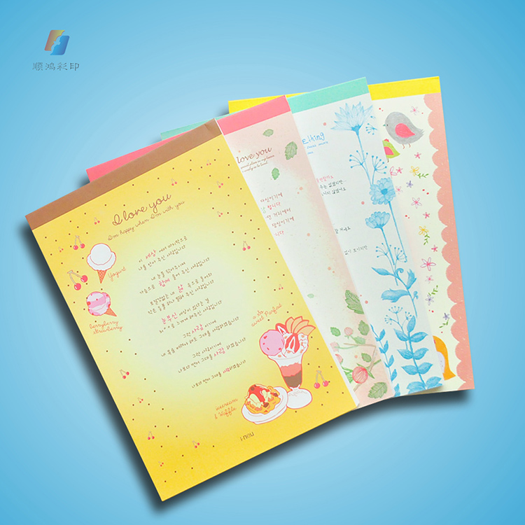 High quality staionery school children writing exercise books