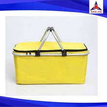 China wholesale insulated non woven lunch cooler bag fashionable isolated bag