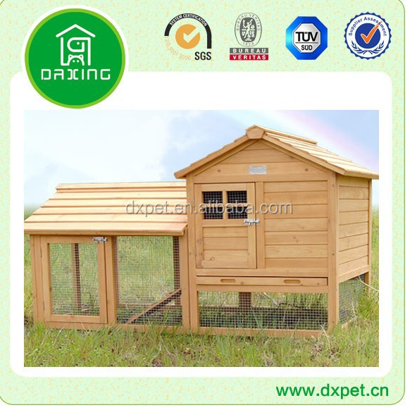 custom rabbit hutch DXR0025