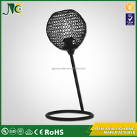 hotel use modern beauty portable luminaire table lamp led
