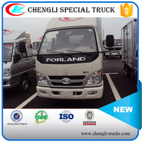 FOTON Forland 141hp 4*2 6wheels 6000kg Van Type Container Trucks