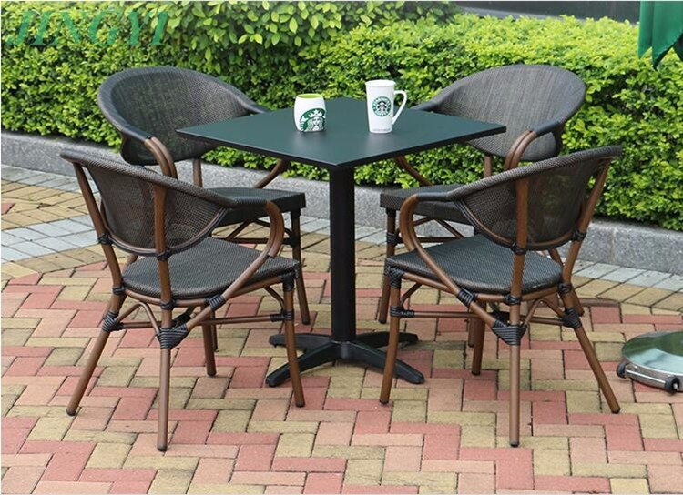 new models iron frame lounge set outdoor outdoor furniture B190