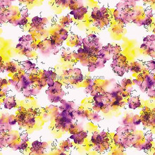 sublimation heat transfer paper floral print for textiles