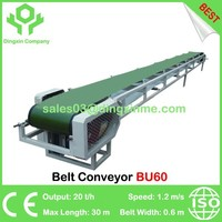 Corn Belt Conveying Machine Wheat Belt Conveyor