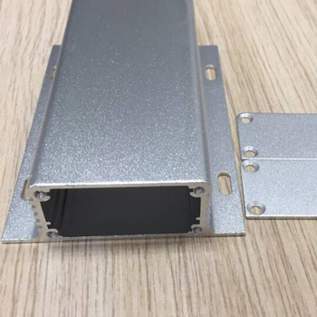 zk-6046 / 25*71*80mm aluminum shell terminal box lightning protect housing controller housing  enclosure