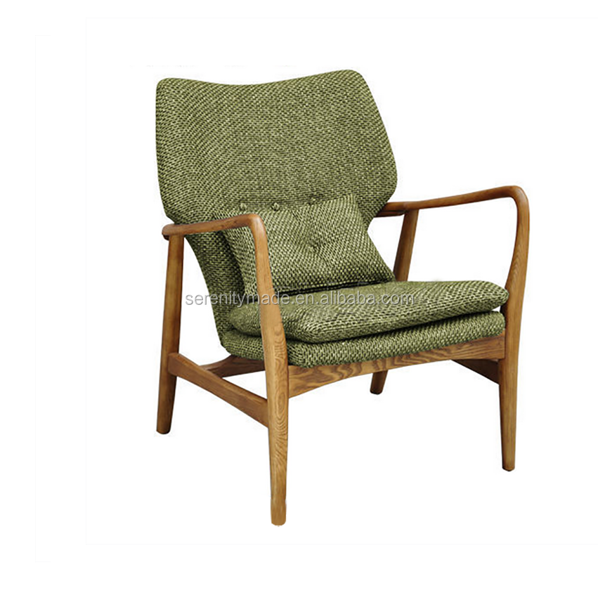 Modern Furniture Wooden Legs Living Room Lougne Recliner Arm Chair For Sale Buy Arm Chair