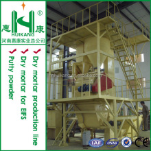 2015 China new coming bonding mortar production line, innovation bonding dry mix mortar manufacturing plant