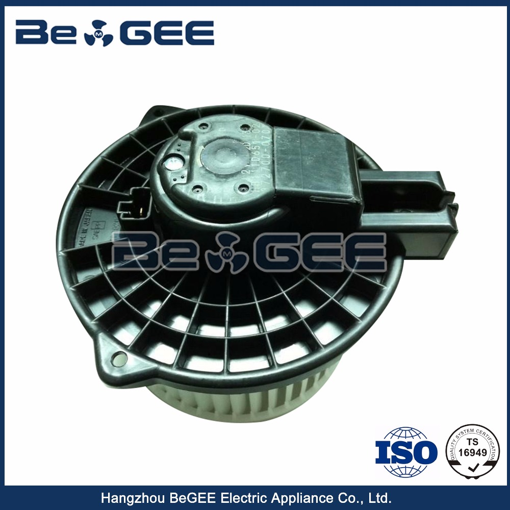 Car Air Conditioner Blower Fan Motor For Mazda2 / Mazda3 / Mazda5 OE# B32H022E31 894000-0260