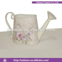 Shabby Rustic Chic Vintage Style mini watering can