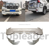 NEW ARRIVING 2018 BRAND NEW BODY KITS USE FOR TO-YOTA LAND CRUISER PRADO FJ150 TO DECORATION THE CAR