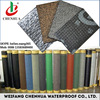 Construction Building Bitumen Waterproof Dimpled Membrane