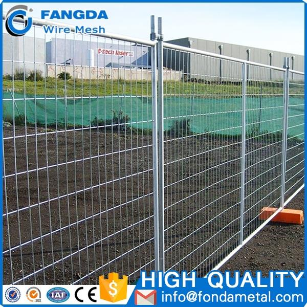 66mm spacing anti-climb removable temporary safety guard pool fencing (China professional factory/Australia standard)