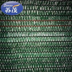2 needles,3 needles Knitted Sun Shade Netting Cloth made in china , Shade Rate 30% - 90%