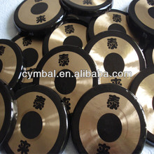 6 ''Tai lai gong, mestiere handmade gong per vendere