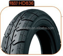 China High Quality Tubeless Motorcycle Tire 90/90-12