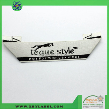 High quality garment label for womens clothes