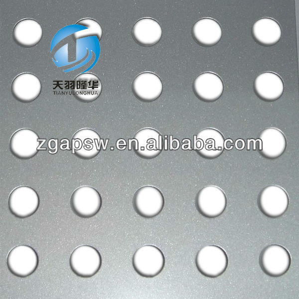 Flat Perforated Strainer Plate Sieves