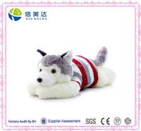 Lovely Huskies Plush Doll Toys for sale