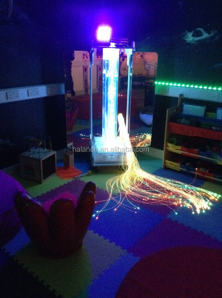 Fibre Optic Carpet and Rugs for Sensory Room Decorations