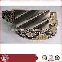 Fashion Stone tattoo belt for man