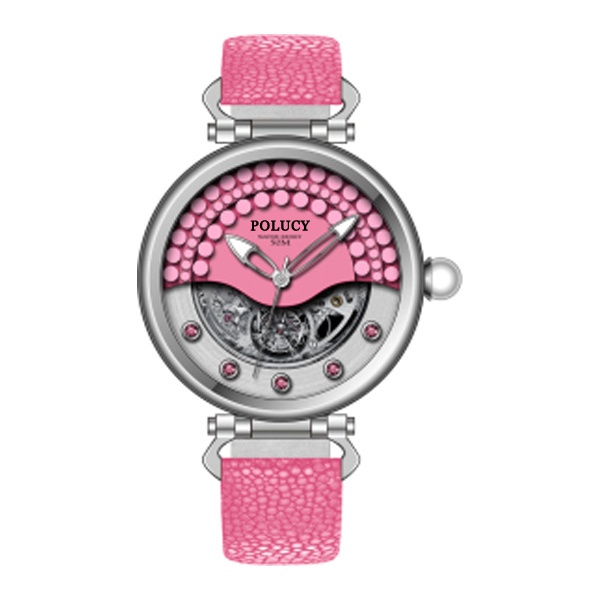 Alibaba New hot sell brands women luxury automatic mechanical watch wholesale lady watches