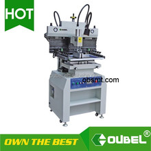 pneumatic SMT Flat bed Screen Printing Machine Solder Paste Stencil Printing Machine