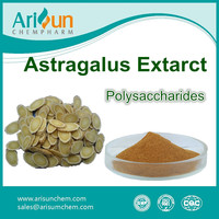 Factory Supply Astragalus Extract Powder Astragalus Polysaccharide