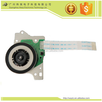 DVD drive motor for WII video games accessory