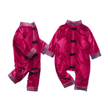 Baby new year's clothing wholesale, Chinese boutique clothing, chinese new year's clothes