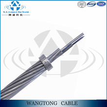 Fiber Optic Cable In Power Cables Optical Fiber Composite Overhead Ground Wire OPGW Fiber Optic Cable