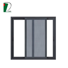High Quality Aluminium Sliding Window with Mosquito Net
