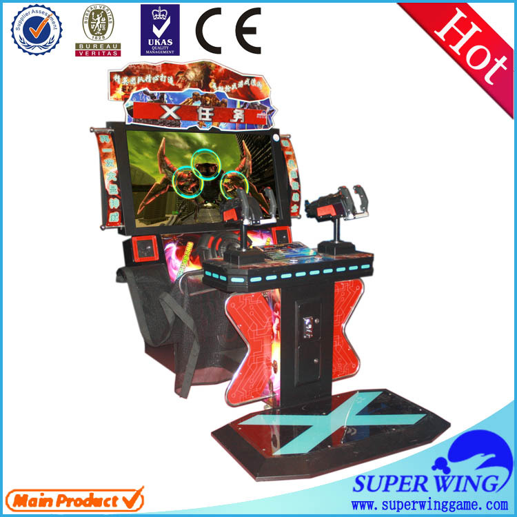 Best selling real arcade game console