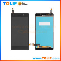 Original New Mobile Phone LCD Spare Parts For Huawei P8 Lite Full LCD Display Touch Screen Digitizer Replacement