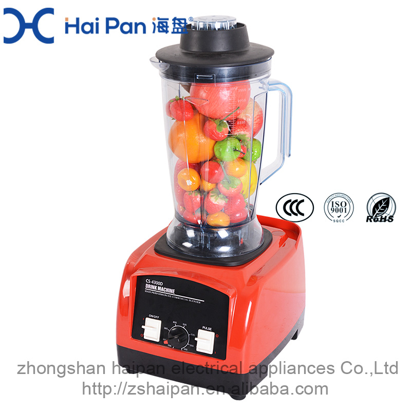 2016 new design juicer blender kitchen household Chopper Food Fruit Processor Mixer Drink Frozen Smoothie Blender
