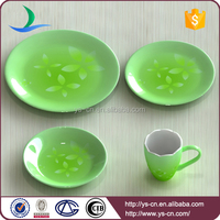 Hign quality ceramic tableware,dinner set cream