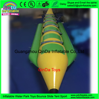 Funny Cheap PVC Rigid Inflatable Banana Boat For Sale Jet Ski