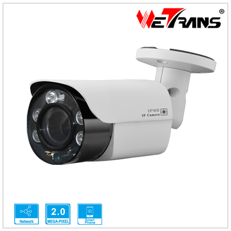 IP CCTV Security Camera TR-IP20DR315L Starlight Day Night Full Color 3.6mm lens 1080P HD Onvif H.264 Waterproof IP Camera