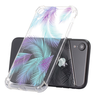 Factory Direct Supply High Quality Clear For iphone X Case PC/TPU Phone Cover For iphone XR