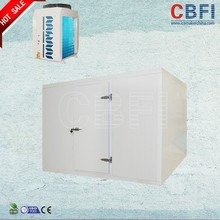CBFI Low Price PU Second Hand Integrated Cold Storage Unit