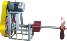 Hot sales frame type pulp chest agitator for paper making