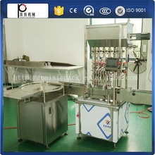 Long duration time cosmetic filling machine with low price