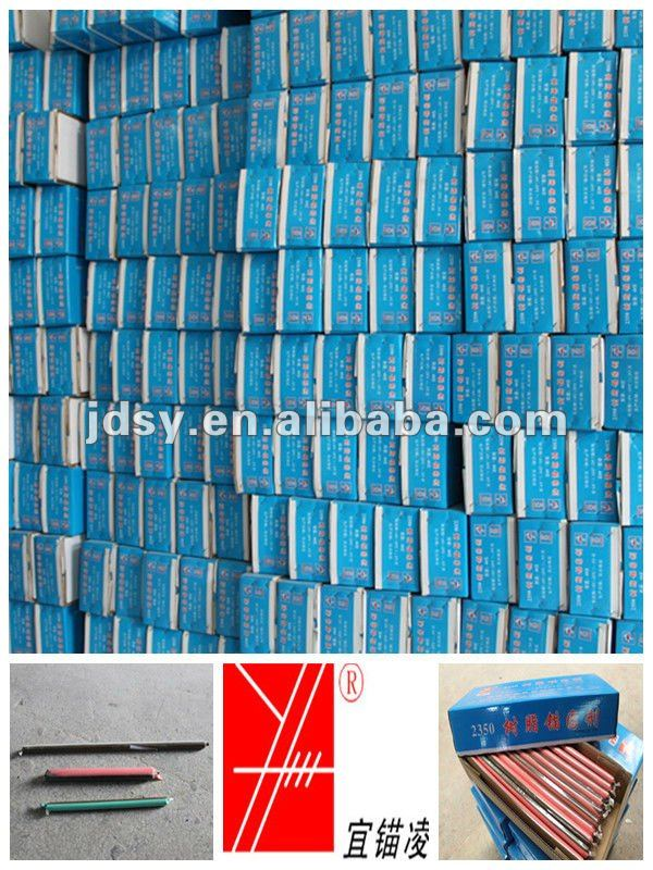 Anchoring agent, bolt, resin anchoring agent